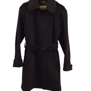 201b00fd3 Women s Burberry Cashmere Coat on Poshmark